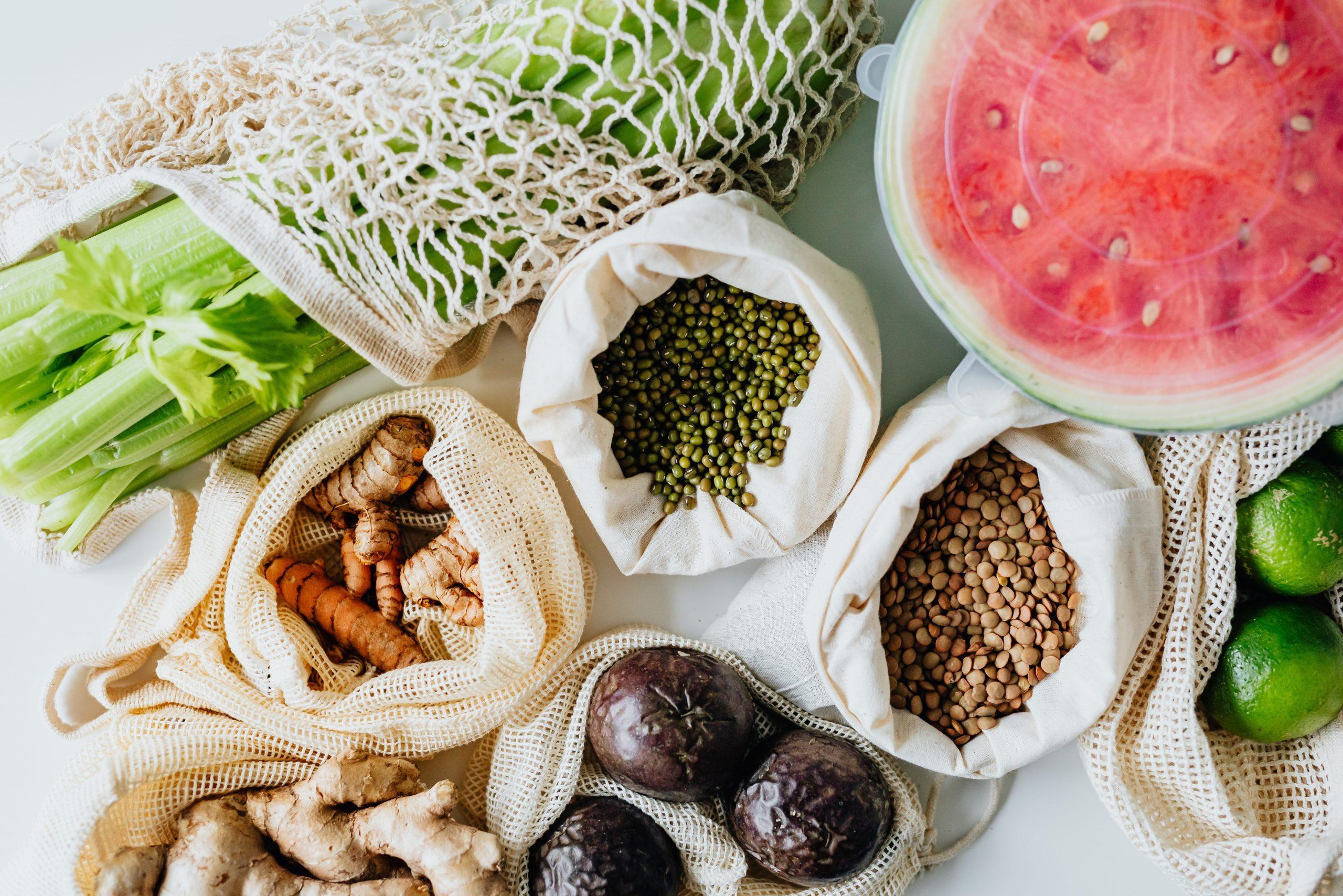 Como ter uma alimentação sustentável