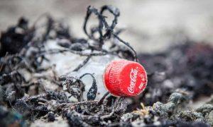 Marcas mais poluidoras plástico 2020