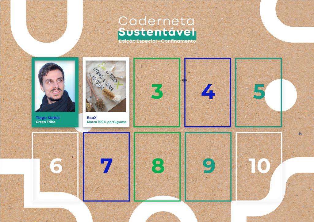 EcoX Caderneta Sustentável