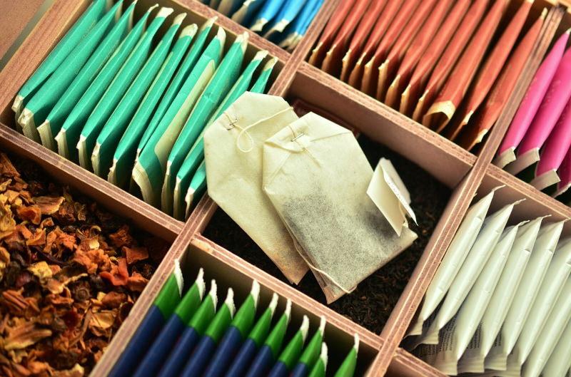 Microplásticos nas saquetas de chá? É verdade.