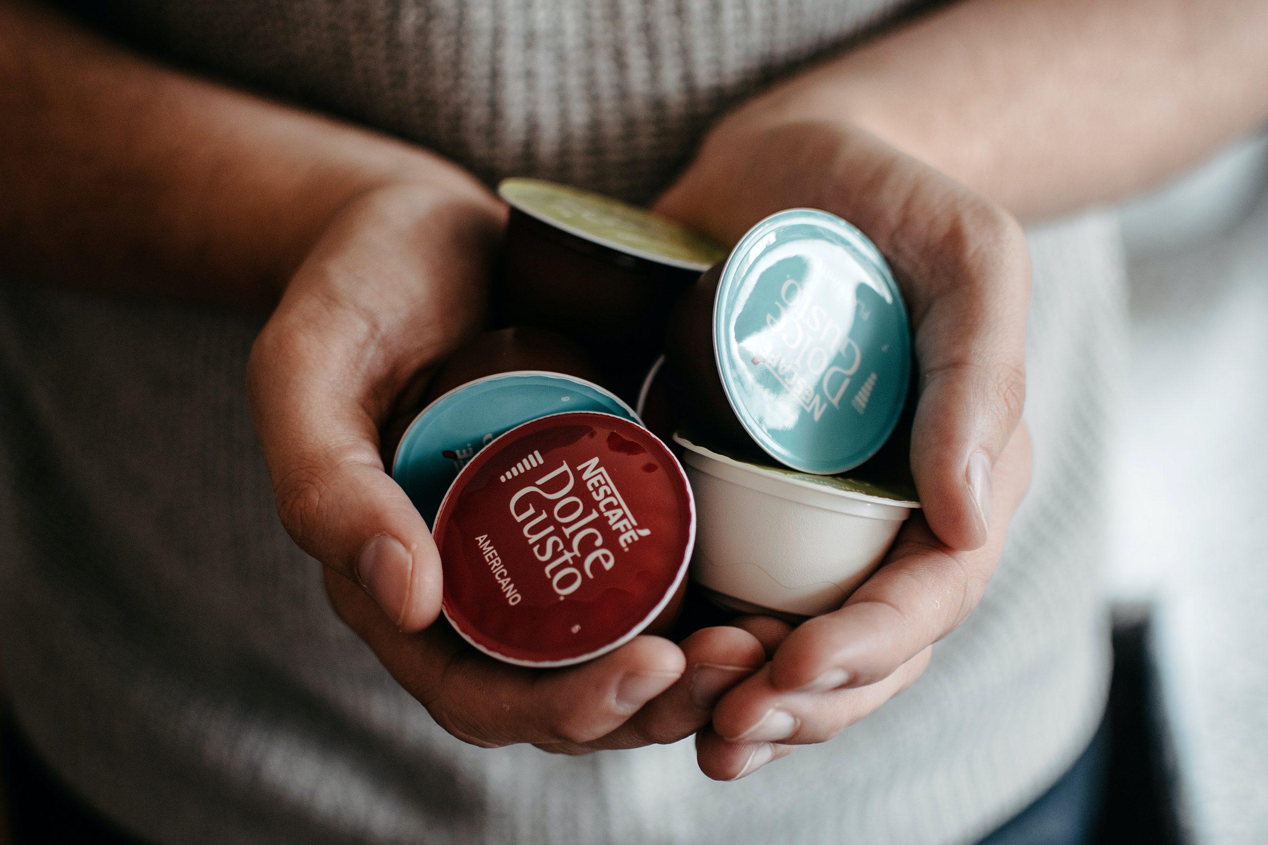 Como reciclar cápsulas de café?