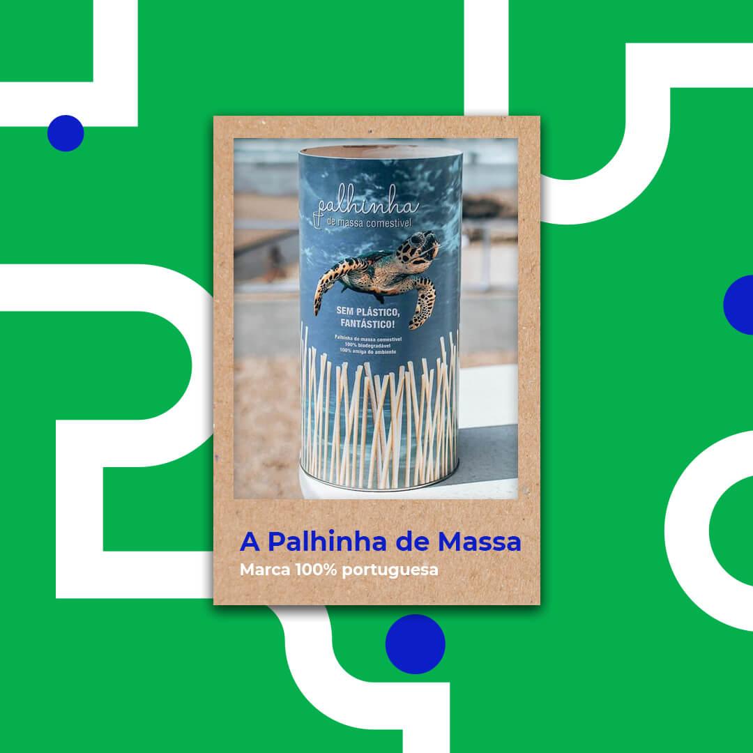 Caderneta Sustentável I A Palhinha de Massa