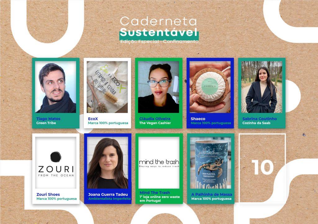 Caderneta Sustentável Palhinha de Massa