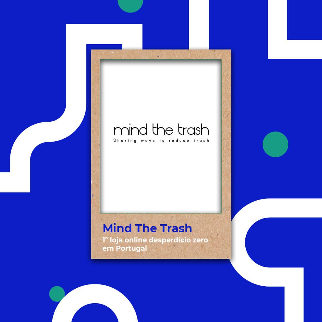 Caderneta Sustentável I Mind The Trash