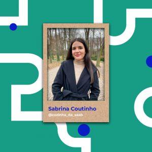 Sabrina Coutinho Cozinha da Saab