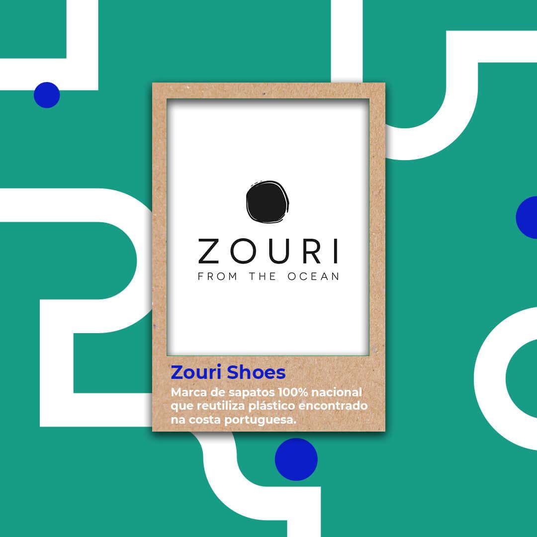 Caderneta Sustenável I Zouri Shoes