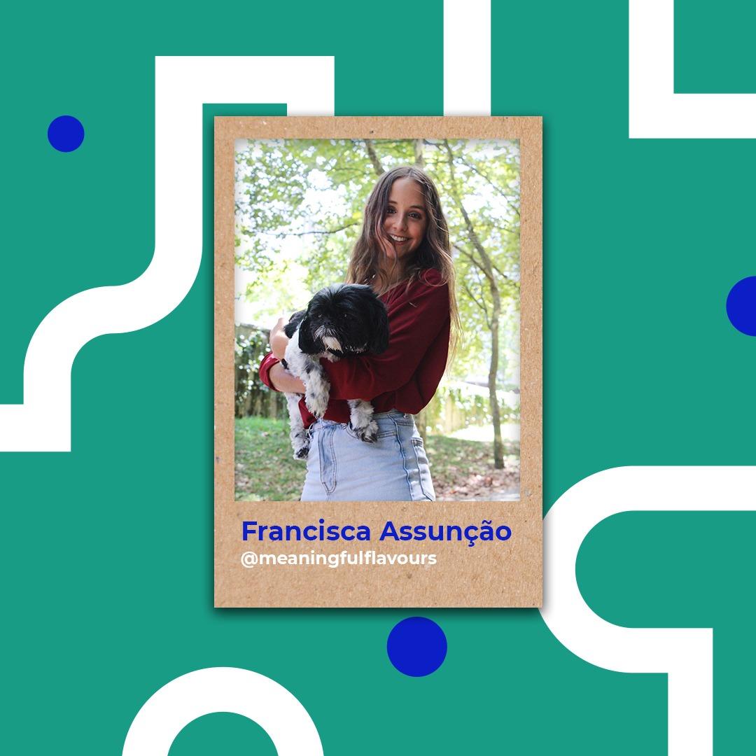 Caderneta Sustentável I Francisca Assunção (Meaningful Flavours)