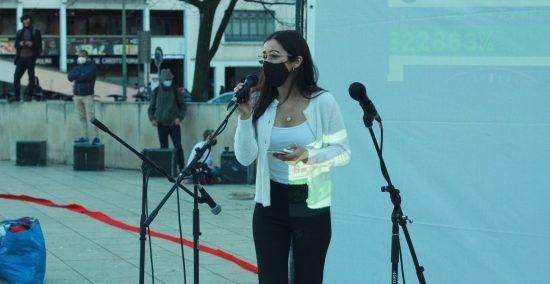Mariana Gomes - ativista